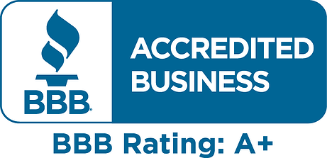 BBB Trust Badge A+ Rating