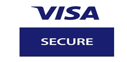 Visa Secure Trust Badge