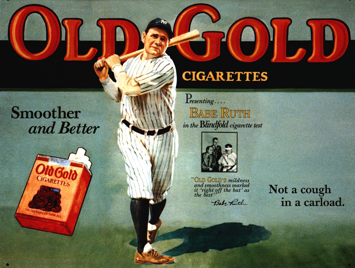 babe ruth testimonial appeal