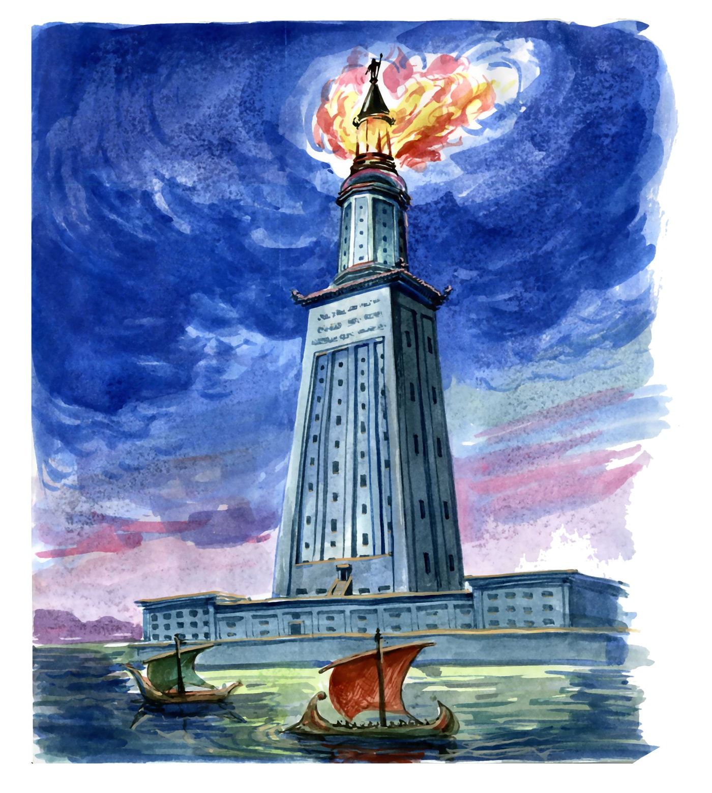 lighthouse of trust