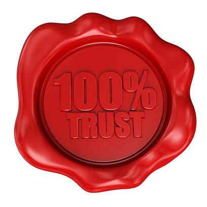 wax trust seal